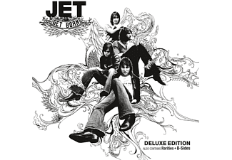 Jet - Get Born (Deluxe Edition) (CD)