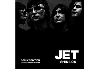 Jet - Shine on (Deluxe Edition) (CD)