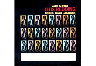 Otis Redding - The Great Otis Redding Sings Soul Ballads (Vinyl LP (nagylemez))