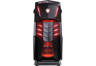 MSI Aegis Ti3 VR7RD-026DE, Gaming PC mit Core™ i7 Prozessor, 32 GB RAM, 256 GB SSD, 256 GB SSD, MSI GeForce GTX 1070 GAMING 8G, 8 GB GDDR5 Grafikspeicher