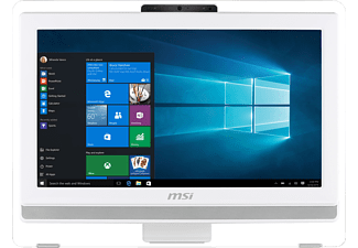 MSI Pro 20ET 4BW-089DE All-in-One PC 19.5 Zoll Multi-Touch Touchscreen 1.6 GHz
