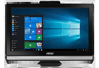 MSI Pro 20ET 4BW-088DE All-in-One PC 19.5 Zoll Multi-Touch Touchscreen 1.6 GHz