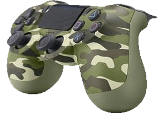 SONY PS4 Wireless DS Controller Camouflage v2 (boxed), Controller