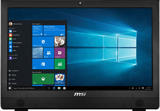 MSI Pro 24T 6M-032DE All-in-One PC 23.6 Zoll Multi-Touch Touchscreen 3.7 GHz