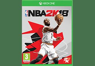 TakeTwo NBA Basketball 2K18 Xbox One (ML1754XB1)