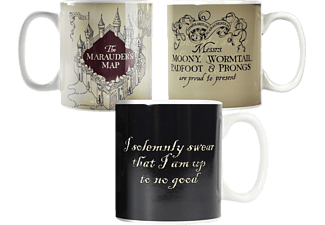 Harry Potter XL Thermoeffekttasse Marauder's Map