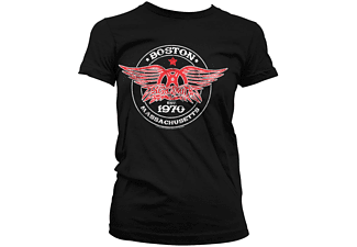 Aerosmith Girlie Shirt EST. 1970 Boston S