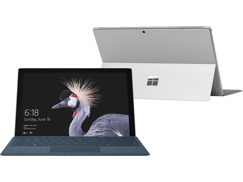 MICROSOFT 5th Gen Surface Pro Intel Core i7-7660U / 8GB / 256GB SSD / Touch laptop  tablet  computing  laptop 2in 1   ultrabook laptop  tablet  computing  l