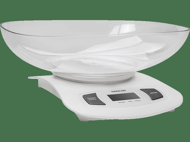 SENCOR SKS 4001WH konyhai mérleg - Media Markt online vásárlás