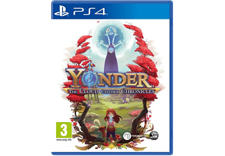 Yonder Cloud Catcher Chronicles PS4