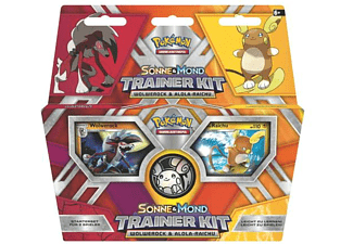 Pokémon SM Trainer Kit