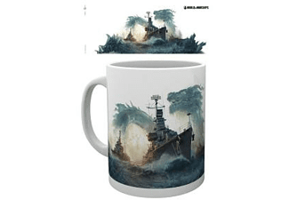 World of Warships Tasse - Dragons