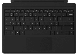 MICROSOFT Surface Pro Type Cover, schwarz (FMM-00005)