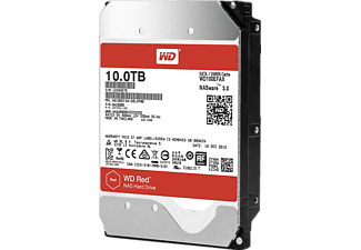 WD Red™ WD100EFAX, 10 TB, 3.5 Zoll