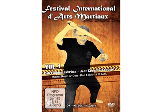 Kali Filipino Eskrima Jeet Kunde Do Concepts - (DVD)