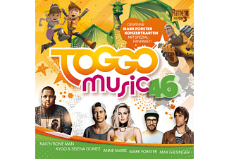 VARIOUS - Toggo Music 46 - (CD)