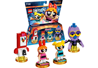 LEGO DIMENSIONS LEGO Dimensions Team Pack - Power Puff Girls Spielfiguren