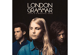 London Grammar - Truth is a beautiful thing (Vinyl LP (nagylemez))
