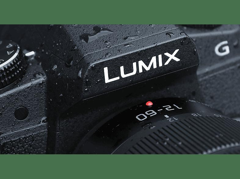 PANASONIC  Lumix DMC-G80MEG-K + 12-60 mm Kit