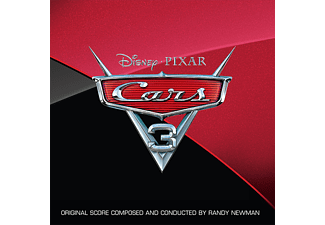 Randy Newman - Cars 3 Score (Verdák 3) (CD)