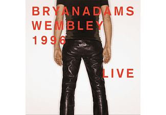 Bryan Adams - Wembley 1996 Live (CD)