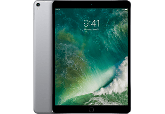 APPLE iPad Pro 10,5 256 GB Cellular - Grå