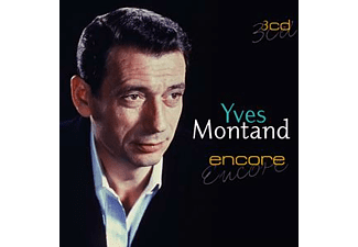 Yves Montand - Encore (CD)