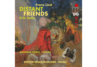 Andre Seidel, Steffen Schleiermacher - Distant Friends - (CD)