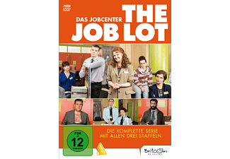 The Job Lot - Das Jobcenter. Die komplette Serie - (DVD)