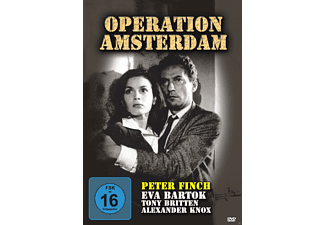 Operation Amsterdam - (DVD)
