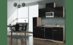 Günstige Küchenzeilen und Küchenmodule mit Elektrogeräten bei ...