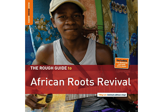 VARIOUS - Rough Guide: African Roots Revival - (Vinyl)