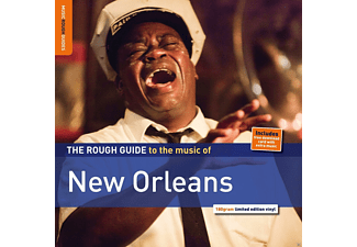 VARIOUS - Rough Guide To New Orleans - (Vinyl)