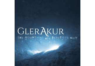 Glerakur - The Mountains Are Beautiful Now (Blue Vinyl) - (Vinyl)