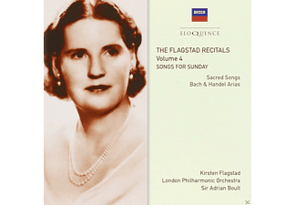 Flagstad Kirsten, London Philharmonic Orch. - Songs For Sunday - (CD)