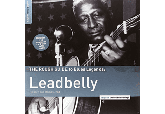 Leadbelly - Rough Guide to Leadbelly+download - (Vinyl)