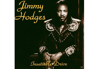 Jimmy Hodges - Insatiable Drive - (CD)