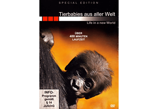 Life in a New World: Tierbabies aus aller Welt - (DVD)