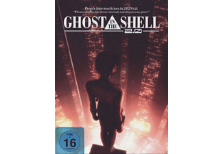 Ghost in the Shell 2.0 - (DVD)