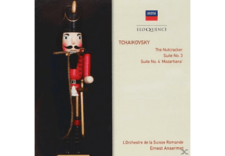 L'orchestre De La Suisse Romande - The Nutcracker/ Suite 3/ Suite 4 - (CD)
