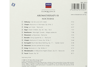 VARIOUS - Aromatherapy 01-Nocturne - (CD)