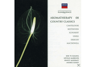 VARIOUS - Aromatherapy 08-Country Classics - (CD)