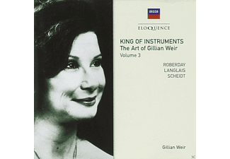 Gillian Weir - The Art of Gillian Weir-Vol.3 - (CD)