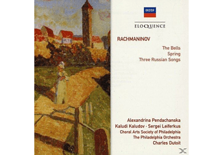 VARIOUS - Bells Spring 3 Russian Songs - (CD)