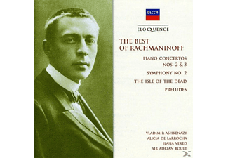 Sergei Vasilievich Rachmaninoff - Best Of Rachmaninoff - (CD)