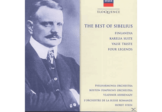 VARIOUS - Best Of Sibelius - (CD)
