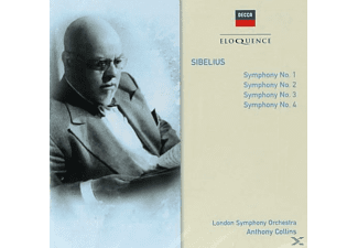 London Symphony Orchestra - Sinfonien 1,2,3 & 4 - (CD)