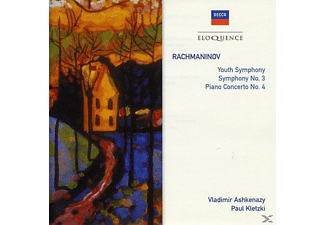 Concertgebouw Orchestra, L'orchestre De La Suisse Romande, Vladimir Ashkenazy, London Symphony Orchestra - Sinf.3 Youth Symphony Piano Con.4 - (CD)