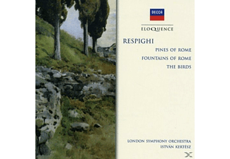 London Symphony Orchestra - Pines of Rome, Fountains of Rome, The Birds - (CD)