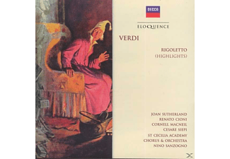 VARIOUS - Verdi: Rigoletto (Highlights) - (CD)